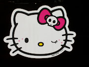 Goth Hello Kitty Rocks