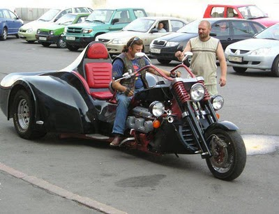 ini pun salah satu motor yang baik punya...hahaha