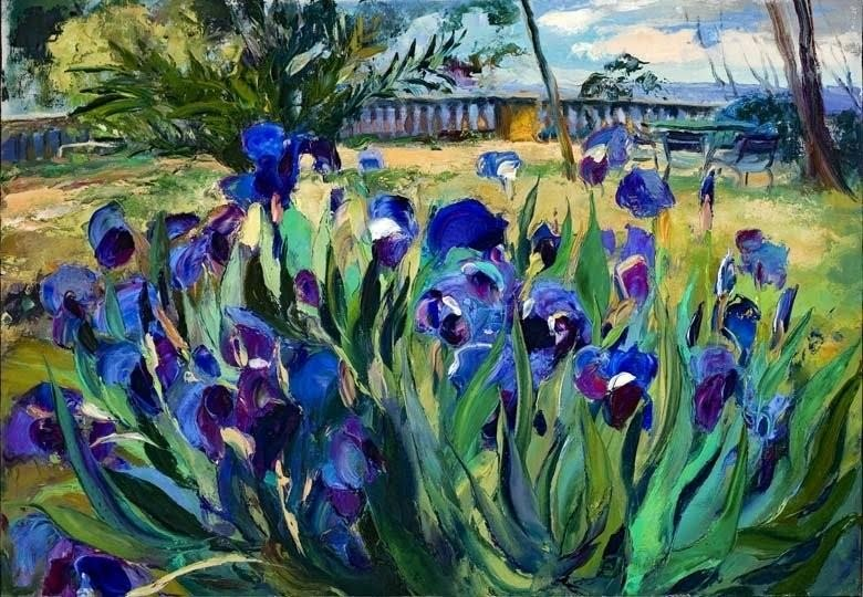 Landscape Painter Ramon Vilanova Spanish Artist ~ Artists and Art