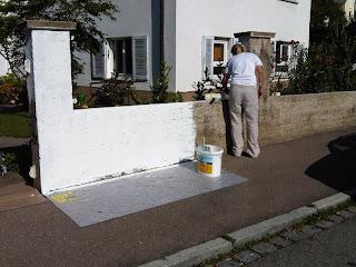 Peichls Ferienjob Mauer Und Zaun Renovieren