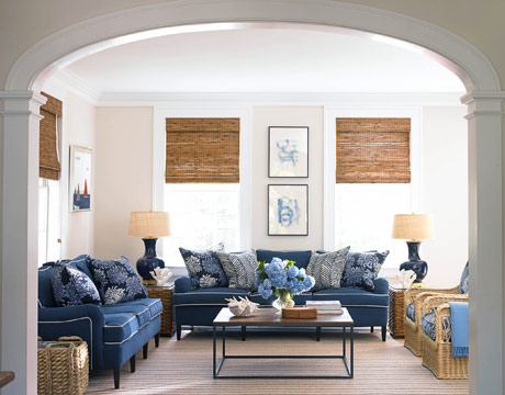[blue+living+room]