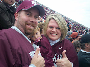 At the A&M/t.u. Game...GIG'EM!