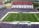 The 12th Man Showed Their American Pride After Sept 11 With a Red, White, and Blue out