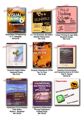 Engineering Books for Sale Untitled-1