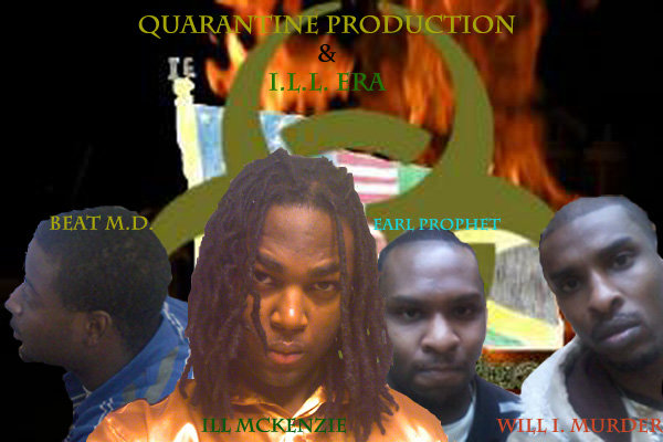 Quarantine Radio BlogSpot edition