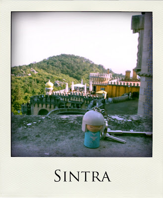 Raimundinha em Sintra