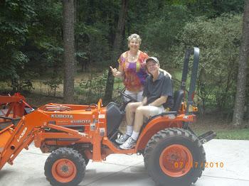 Joe's Tractor