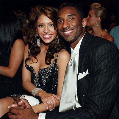 Kobe Bryant girlfriend