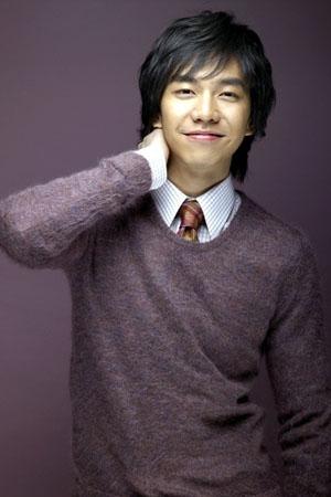 Lee Seung-Gi – SINGER Lee Seung Gi