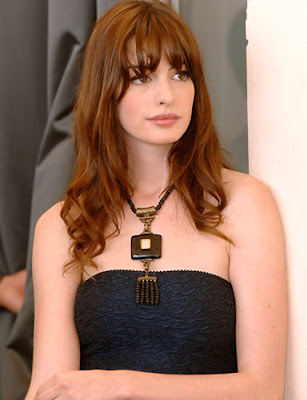 anne hathaway eyes. the eyes, the hair,