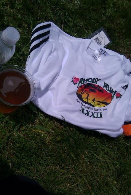 12k = t-shirt & a pint!