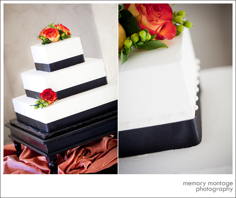 christie's wedding cake yakima memory montage photography