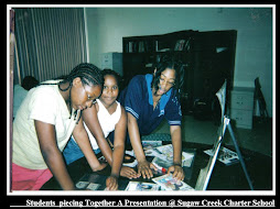 Sugaw Creek Charter School Students