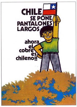 46° Aniversario de la Nacionalización del Cobre
