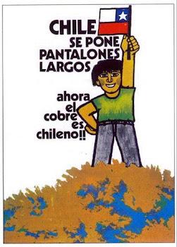 45° Aniversario de la Nacionalización del Cobre