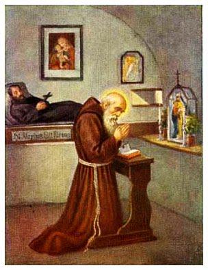Znalezione obrazy dla zapytania | św. Konrad z Piacenzy