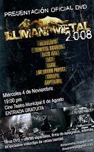DVD ILLIMANI METAL FEST 2008
