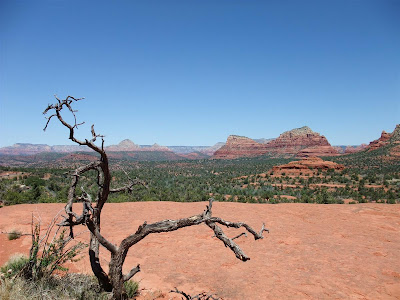 sedona arizona, red rocks, plateau, hike