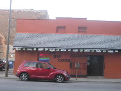 the rip cord, bar, gay, toledo, ohio