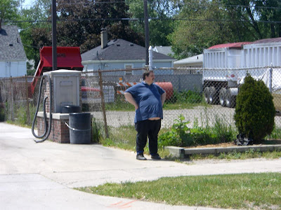 2008 redford township, michigan, fattest man award