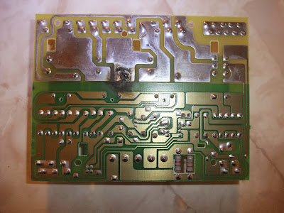 furnace circuit board, shorting out, relay switch, solder