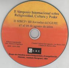 Actas Electrónicas del II SIRCP del GERE (2008)