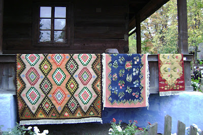 Colour Joy Romanian Traditional Motifs Antropophagie