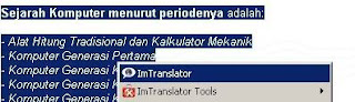Terjemahan bahasa