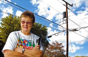 Mona Shaw, 75, who took a hammer to her local Comcast office. Is there a jury in the land that would convict her?