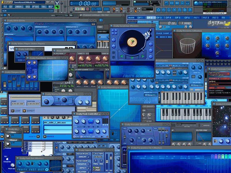 Kibang Ayok Ayok FL Studio 10beta + CRACK.