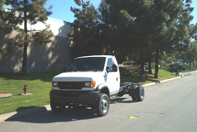 Commercial Truck Success Blog Ford E 550 Remembered And