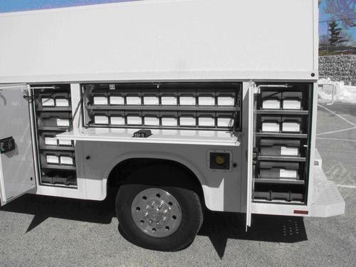 Commercial Truck Success Blog Sortimo And Knapheide Team Up