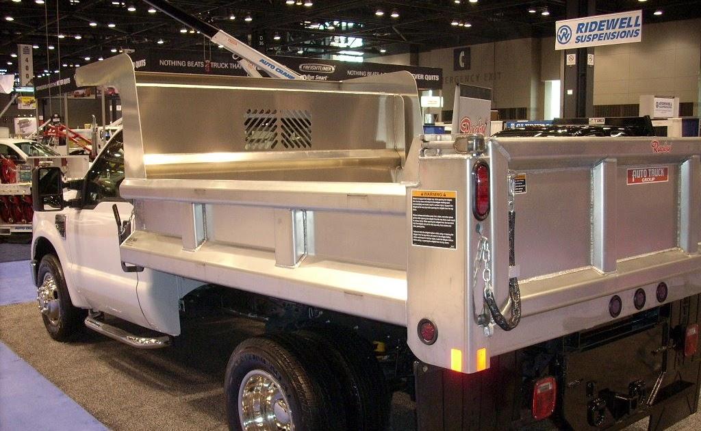 Commercial Truck Success Blog: Aluminum Dump Body from ...
