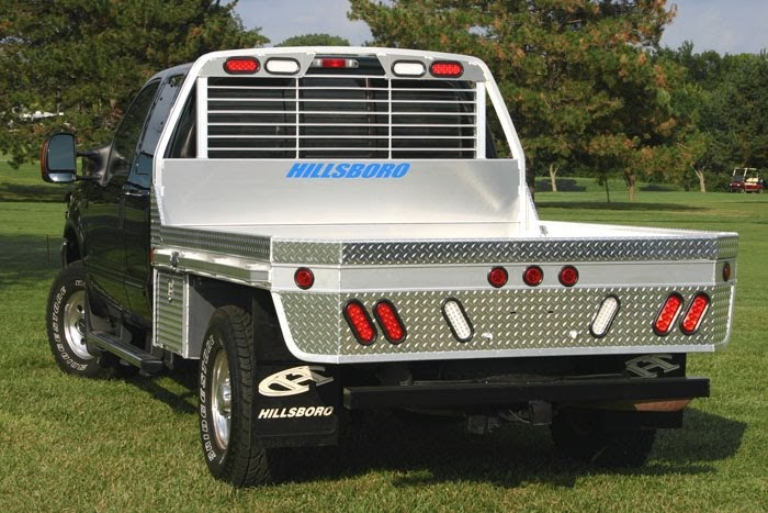 Used Ford Pickup Beds