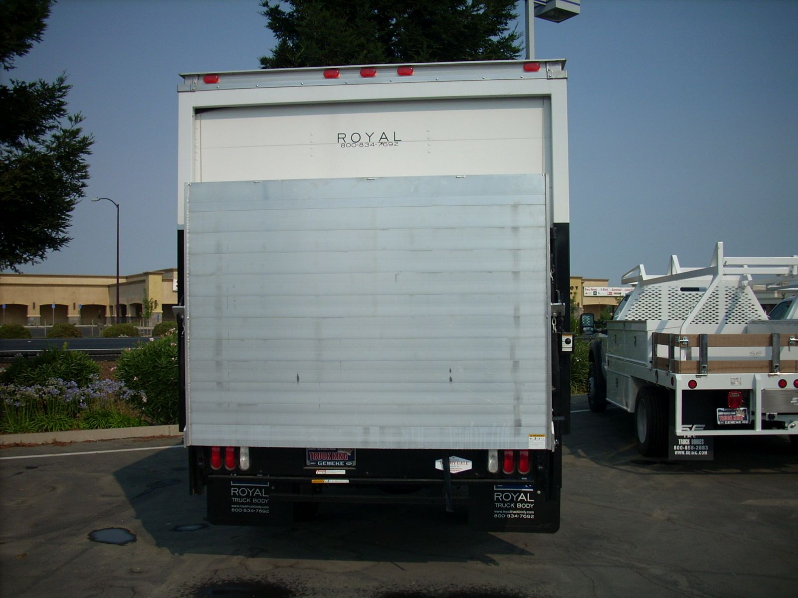 geweke commercial truck fleet sales 2008 ford f550 19k. Black Bedroom Furniture Sets. Home Design Ideas