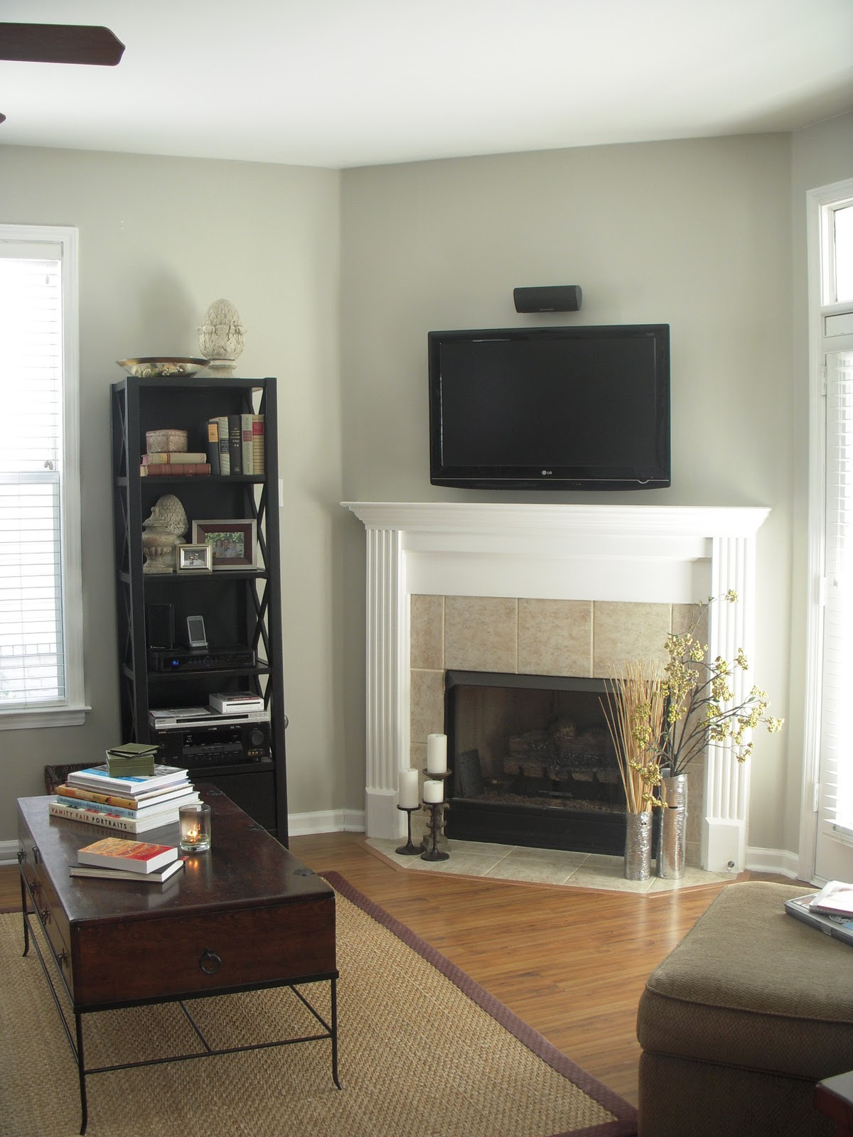home sweet memphis home improvement project filling in the tv nook