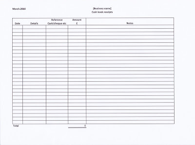 3 Column Cash Book Templates http://rougephotos.blogspot.com/2010/02/task-4-accounting.html