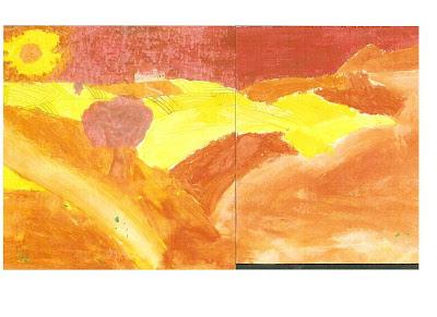 Aula de educaci n pl stica y visual gama c lida gama fr a - Gama de colores calidos ...