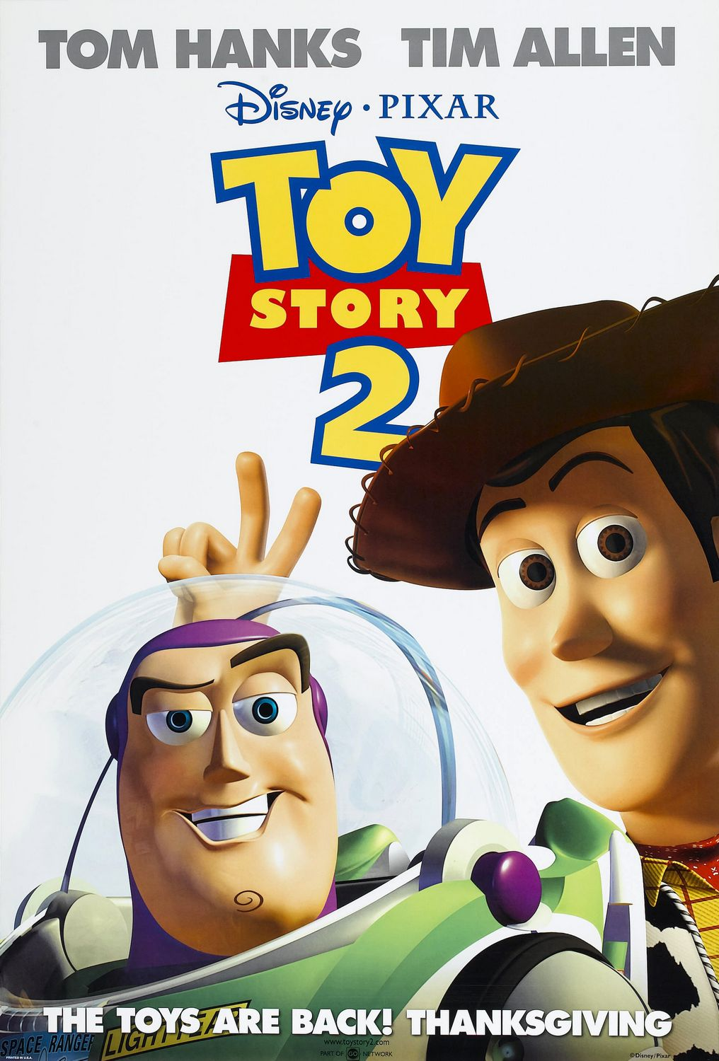 Toy Story 2 : Descargas en red toy story