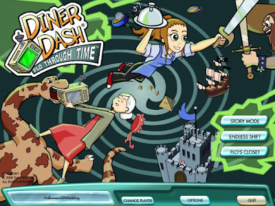Download Diner Dash: Flo Through Time PC Game