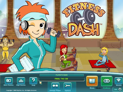 Download Fitness Dash PC Game