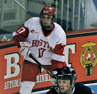 BU Terriers' Freshman Pave The Way To Victory Lane