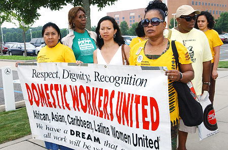 The California Domestic Workers Bill of Rights Movement
