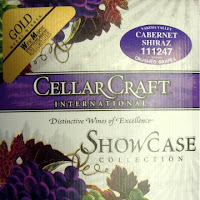 Cellar Craft Showcase Cabernet-Shiraz