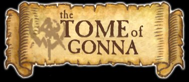 Tome of Gonna