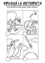 Página libros infantiles para colorear y jugar