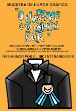 O JUREMOS CON GLORIA REIR/INAUGURA EL LUNES 10 DE AGOSTO 14HS EN EL MINISTERIO DE ECONOMIA Y FINANZ