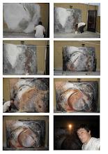 """""""Un día un mural"""""""
