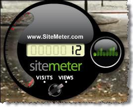 Sitemeter widget