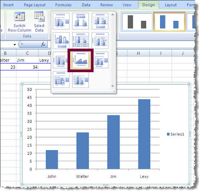 free computer tips tricks news how to create histogram in excel and word 2007. Black Bedroom Furniture Sets. Home Design Ideas